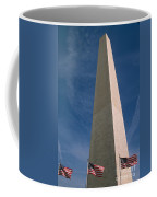 Washington Dc Washington Monument  Coffee Mug
