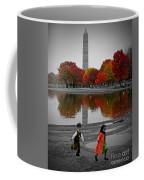Washington Fall Children Coffee Mug