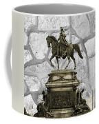 Washington Monument At Eakins Oval Coffee Mug