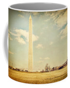 Washington Monument Coffee Mug