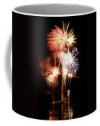 Washington Monument Fireworks 2 Coffee Mug