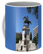 Washington Monument - Richmond Va Coffee Mug