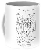 Washington, New York Coffee Mug