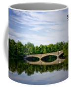 Washington Road Bridge Over Lake Carnegie Princeton Coffee Mug