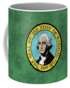 Washington State Flag Coffee Mug