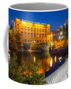 Washington Water Power Coffee Mug by Inge Johnsson
