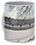 Washingtons Crossing Winter Coffee Mug