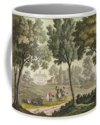 Washingtons House At Mount Vernon Coffee Mug