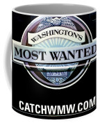 Washington's Most Wanted Coffee Mug
