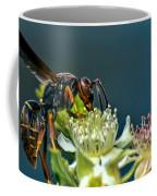Wasp Coffee Mug
