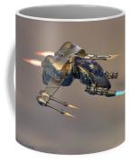 Wasp Fighter Coffee Mug