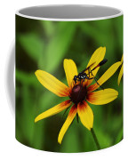 Wasp On A Susan Coffee Mug