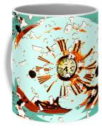 Wasting Time Coffee Mug