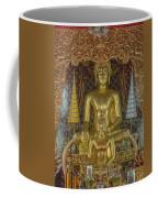 Wat Chai Monkol Phra Ubosot Buddha Images Dthcm0849 Coffee Mug