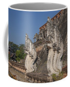 Wat Chedi Luang Phra Chedi Luang Five-headed Naga Dthcm0054 Coffee Mug
