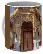 Wat Dok Eung Phra Ubosot Entrance Dthcm0353 Coffee Mug