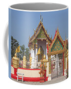 Wat Kampaeng Phra Ubosot And Gate Dtha0142 Coffee Mug