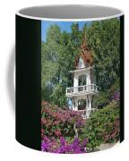 Wat Mahawanaram Bell And Drum Tower Dthu661 Coffee Mug