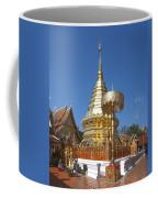 Wat Phratat Doi Suthep Golden Chedi Dthcm0002 Coffee Mug
