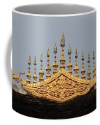 Wat Roof Detail Coffee Mug