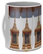 Wat Sapum Thammaram Ubosot Windows Dthp227 Coffee Mug