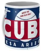 Watch The Cubs Coffee Mug