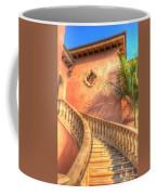 Watch Your Step And Welcome Coffee Mug