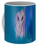Watcher In The Blue Coffee Mug