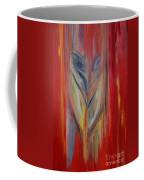 Watcher In The Red Coffee Mug