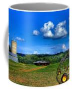 Watchful Hawk 2 Coffee Mug