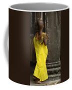Watching In Cambodia Coffee Mug