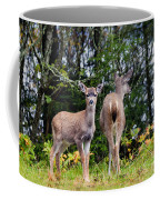 Watching Out For Mom Coffee Mug