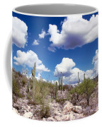 Watching The Clouds Go By Coffee Mug