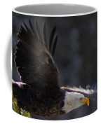 Watching The River Coffee Mug
