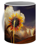 Watching The Sun Set Coffee Mug
