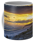Watching The Sun Set Coffee Mug