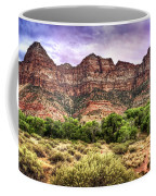 Watchman Trail - Zion Coffee Mug