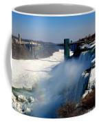 Water And Ice Coffee Mug