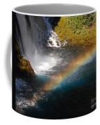 Water And Rainbow Coffee Mug