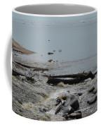 Water And Rocks Coffee Mug