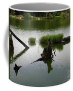 Water Art Coffee Mug