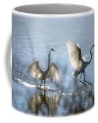 Water Ballet  Coffee Mug by Saija  Lehtonen