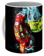 Water Beetles Coffee Mug