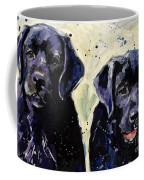 Water Boys Coffee Mug by Molly Poole