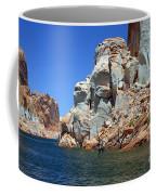 Water Canyon II Coffee Mug