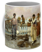 Water Carriers. Venice Coffee Mug