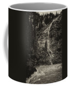 Water Cascade Along The Animas River Colorado Dsc07657 Coffee Mug