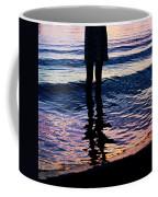 Water Color Echos Coffee Mug