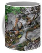 Water Coloured Rocks Coffee Mug