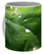 Water Diamonds Coffee Mug